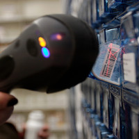 Pharmacy barcode scanner