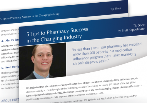 5 Tips To Pharmacy Success In The Changing Industry