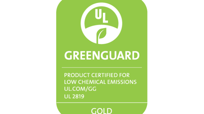 Parata Max Earns GREENGUARD Gold Recertification