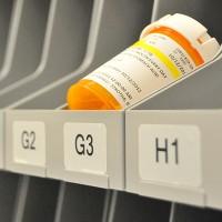 Parata Max completed prescription vial