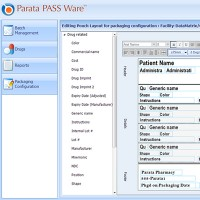 Parata PASS Ware package configuration