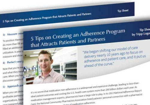 5 Tips On Creating An Adherence Program That Attracts Patients And Partners