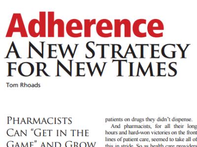 Adherence Pharmacy Times thumbnail