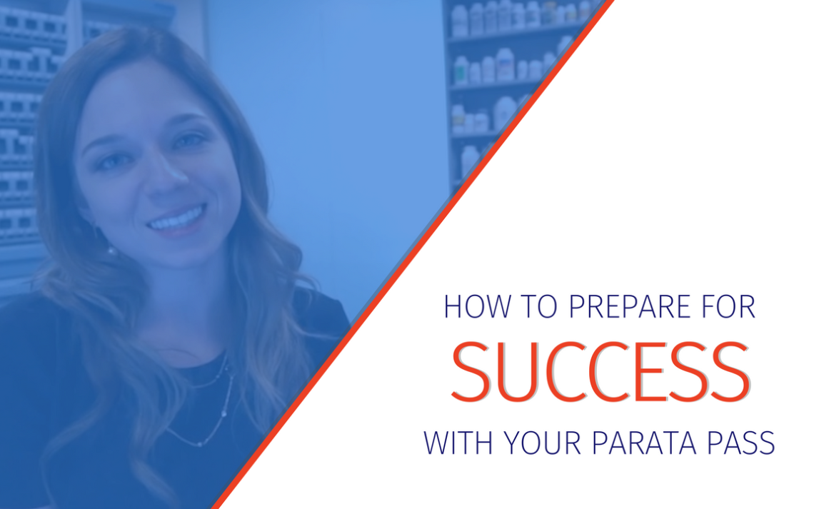 How to Prepare for Success with Your Parata PASS
