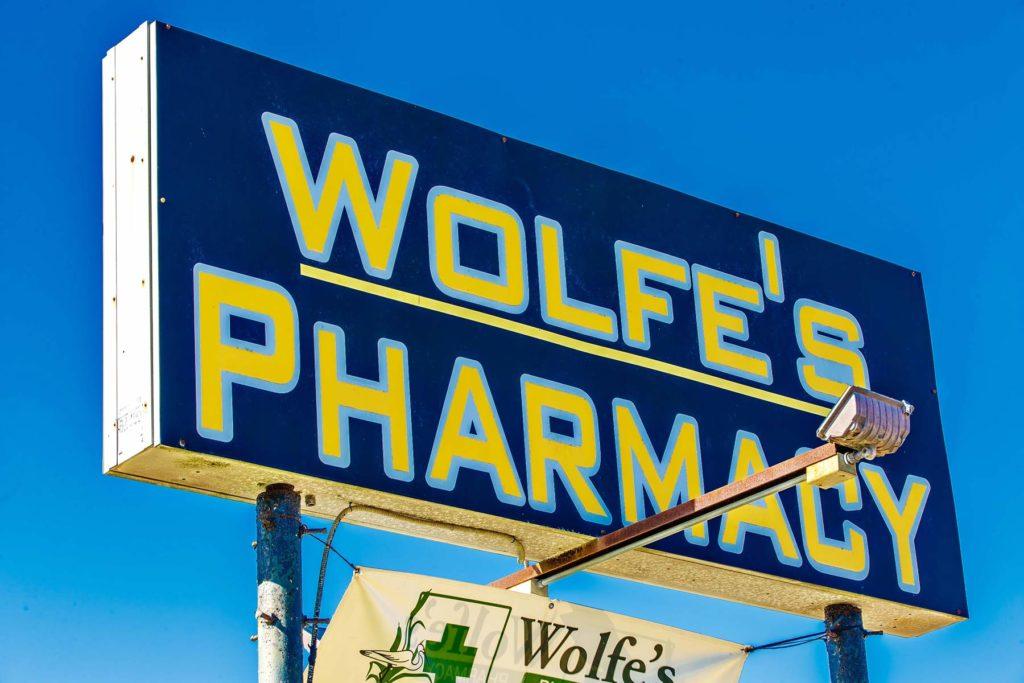 wolfe's pharmacy