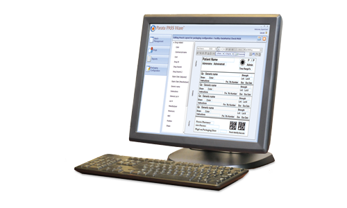 PASS Ware Strip System Software