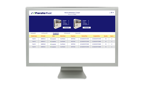 Pivot for Max Software Platform