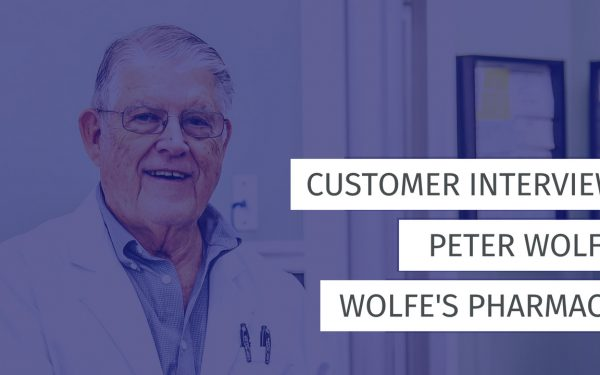 Video: Customer Interview with Peter Wolfe