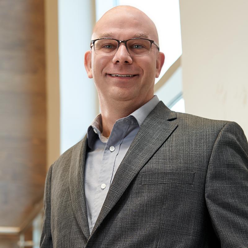 VP Software Development Mark Hoffmann