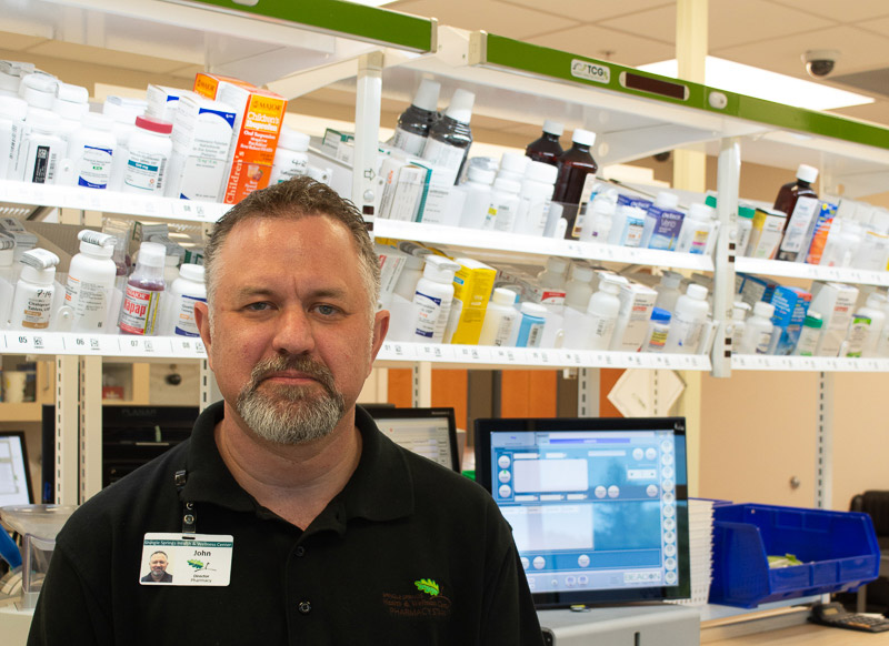 John of Shingle Springs Pharmacy