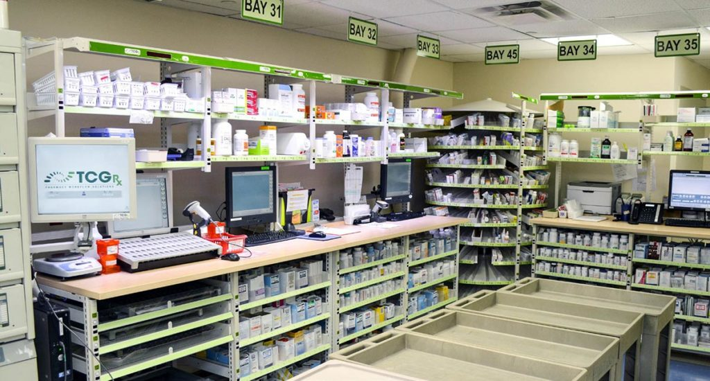 Bays at Maury Pharmacy featuring Beacon