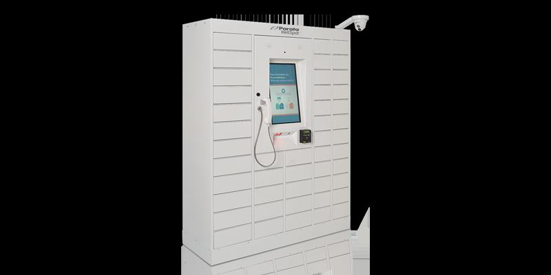 WellSpot Prescription Pickup Locker System