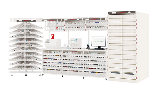 Parata Beacon Smart Storage Solution for Pharmacies