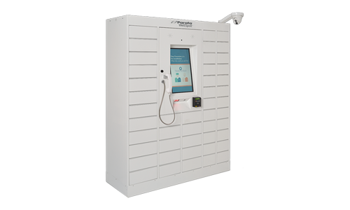 WellSpot Prescription Pickup Locker System