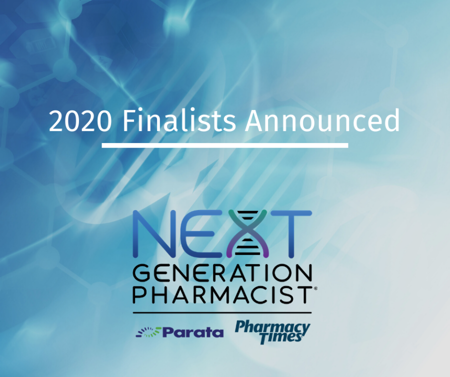 2020 Next-Generation Pharmacist finalists announced