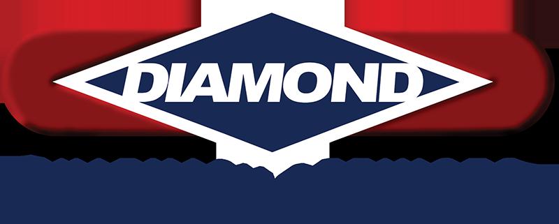 diamond pharmacy services medical supply logo