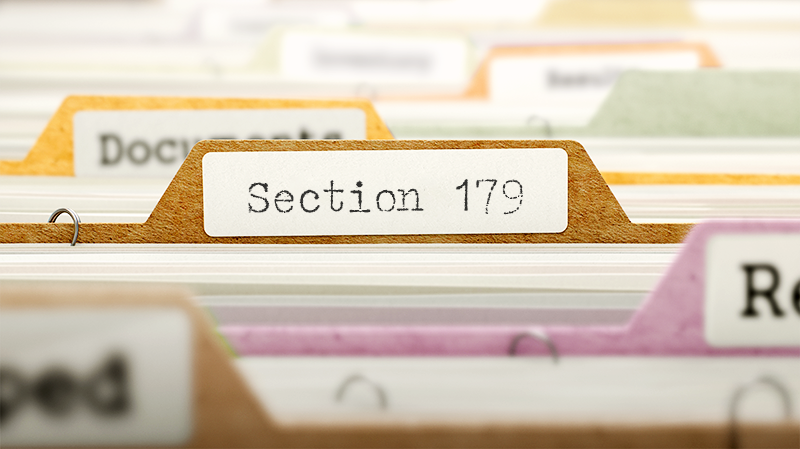pharmacy section 179 tax deduction