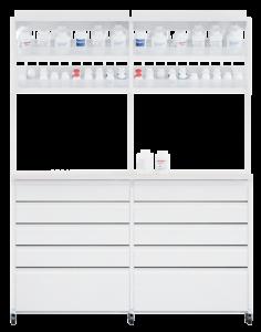 hd stock workstation 2bay