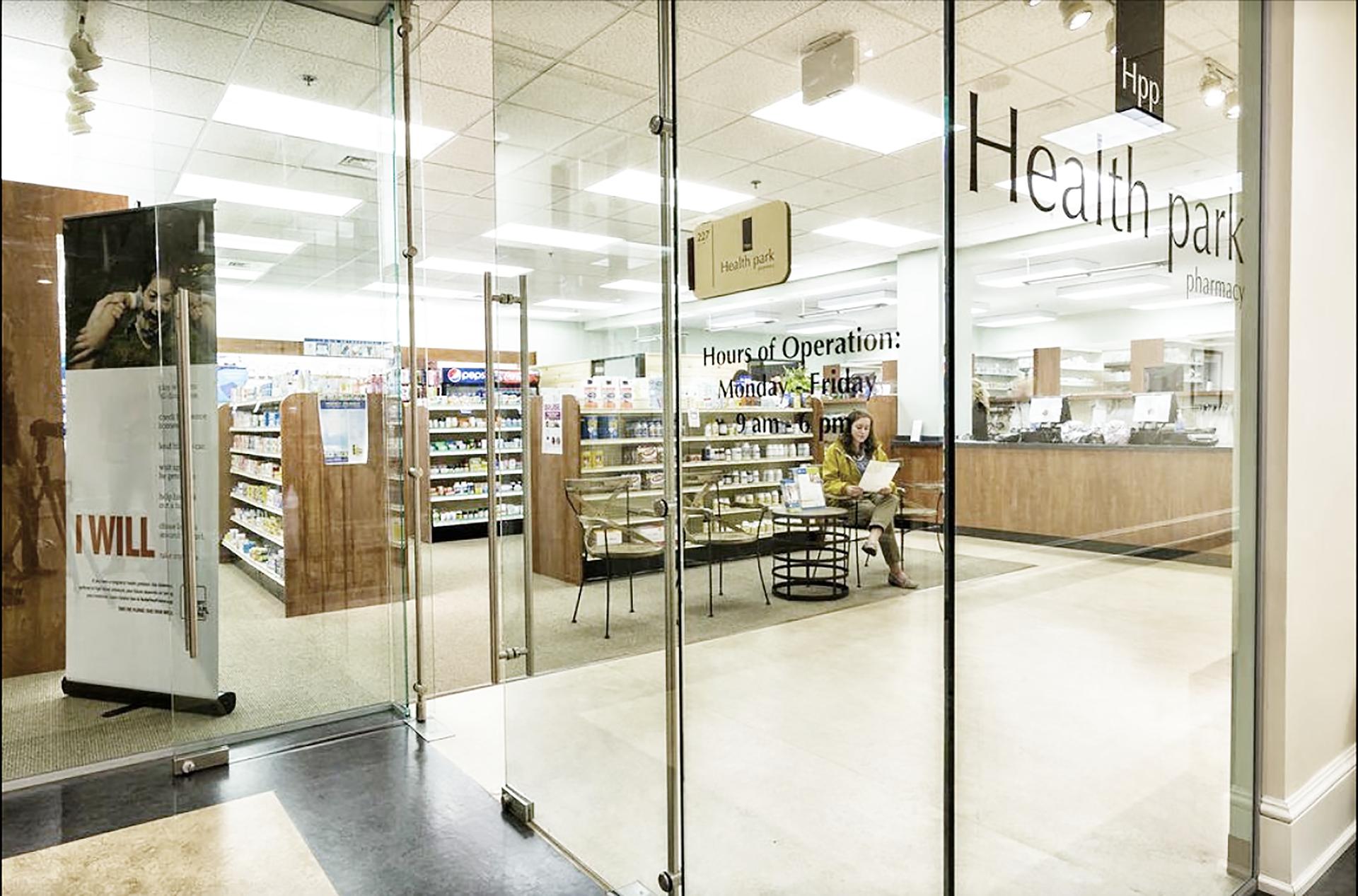 health park pharmacy