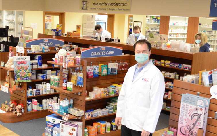 Moundsville pharmacy automation