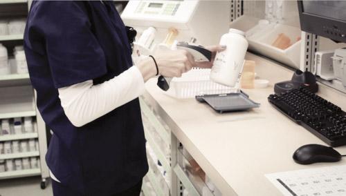 Stock bottle scanning for Beacon