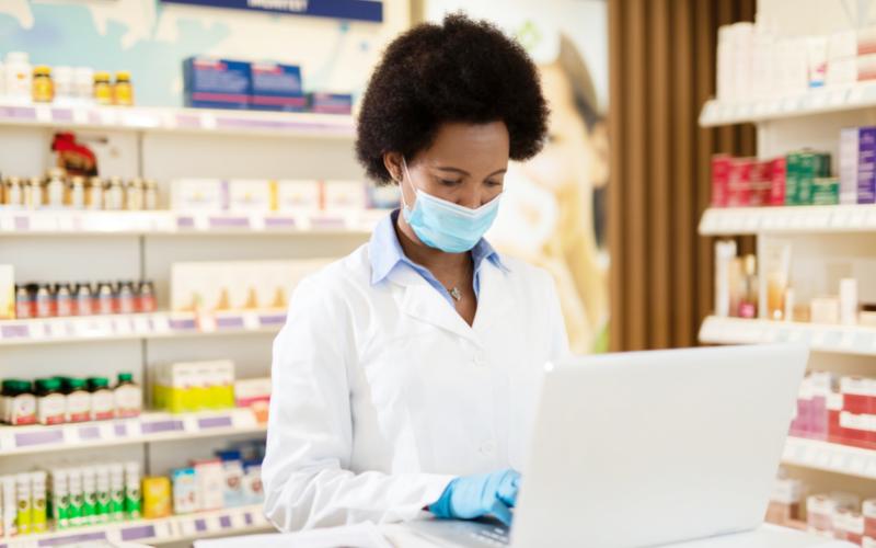retail pharmacy covid mask