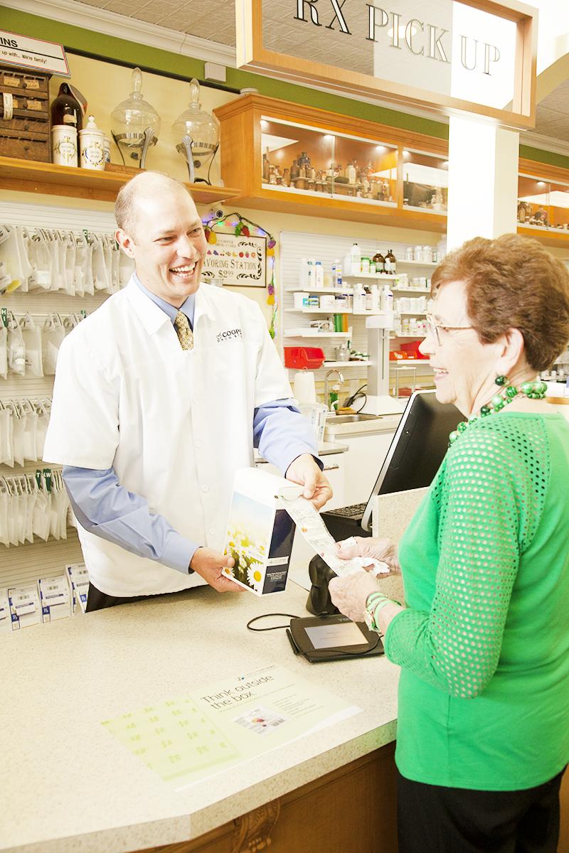 cooper pharmacy adherence packaging