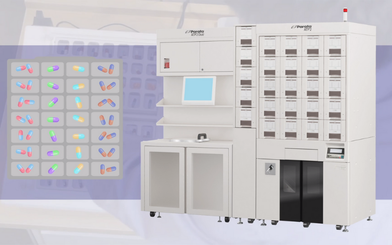 Parata Systems announces the New ATP 2 Duo blister and pouch packager