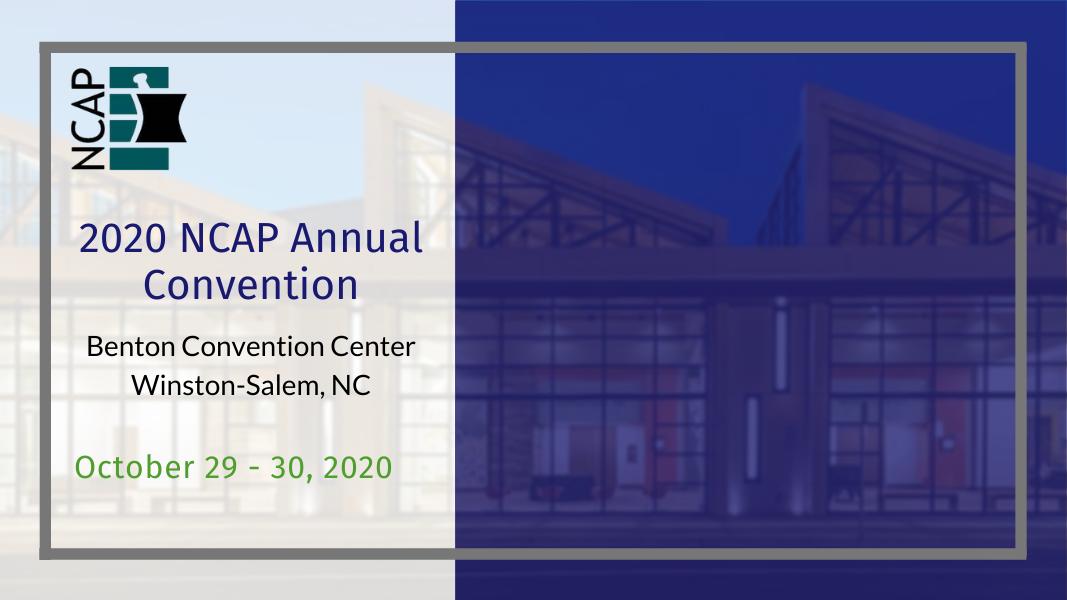 NCAP 2020 Annual Meeting