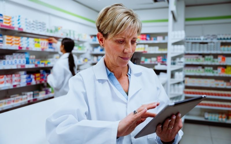 Pharmacists are already doing work to improve adherence