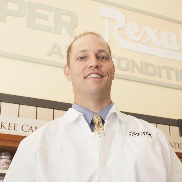 Cooper Drug Brett Kappelmann