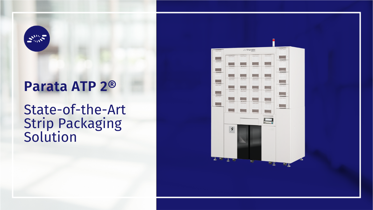 Learn about the ATP 2 pouch packager