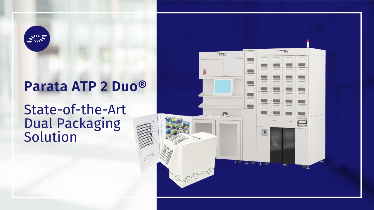 Learn about the pouch and blister packager ATP 2 Duo