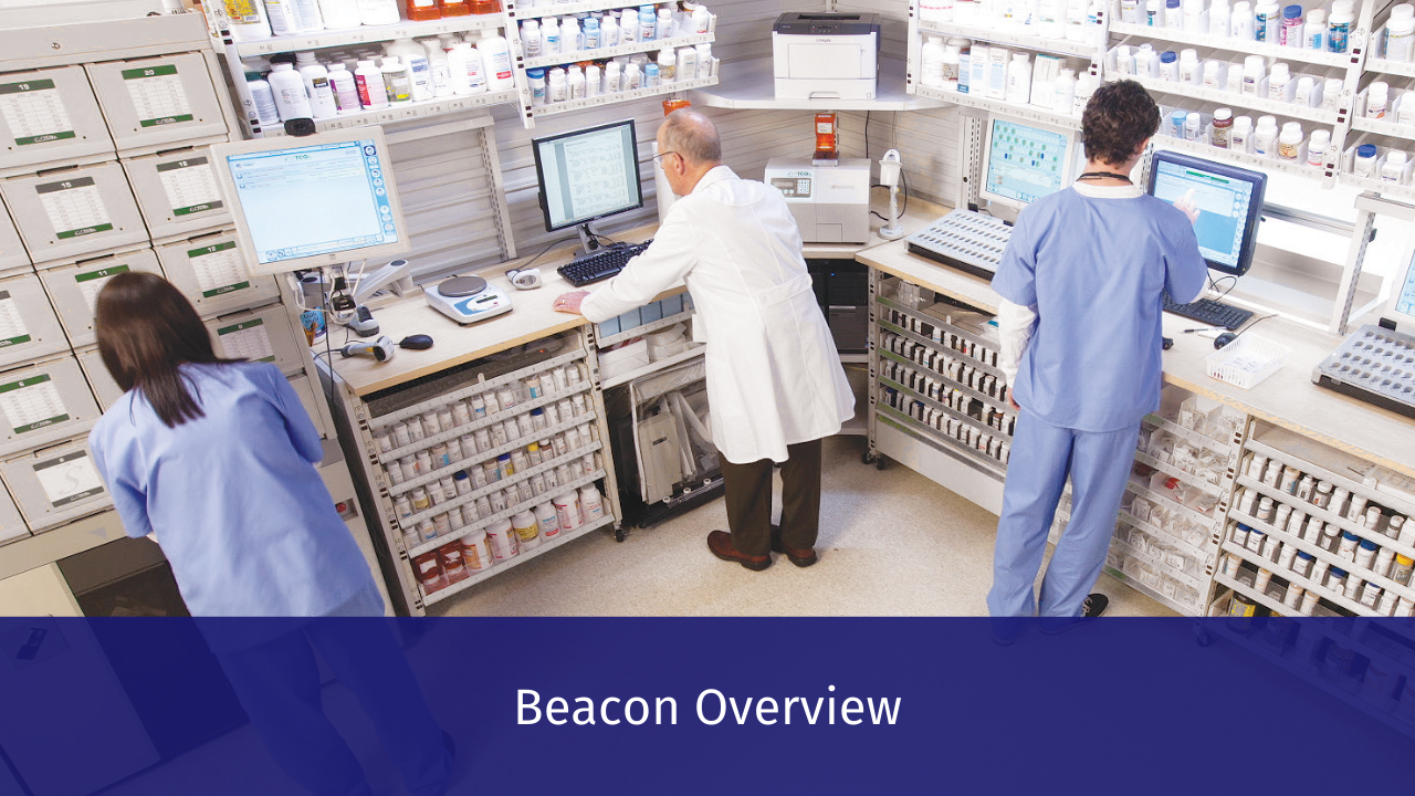 Get am overview of Beacon Inventory Management