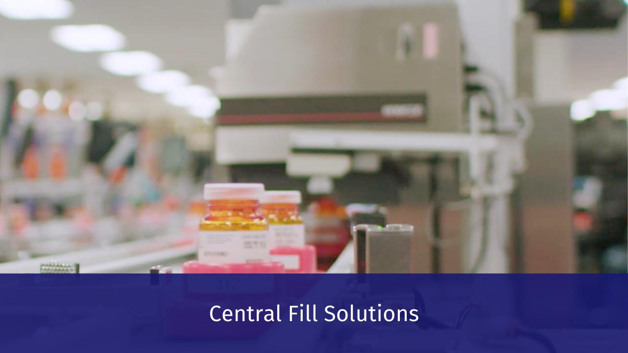 See how Miami Dade utilizes the Parata custom central fill solution